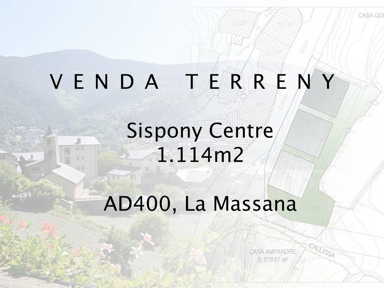 Terreny en venda en Sispony