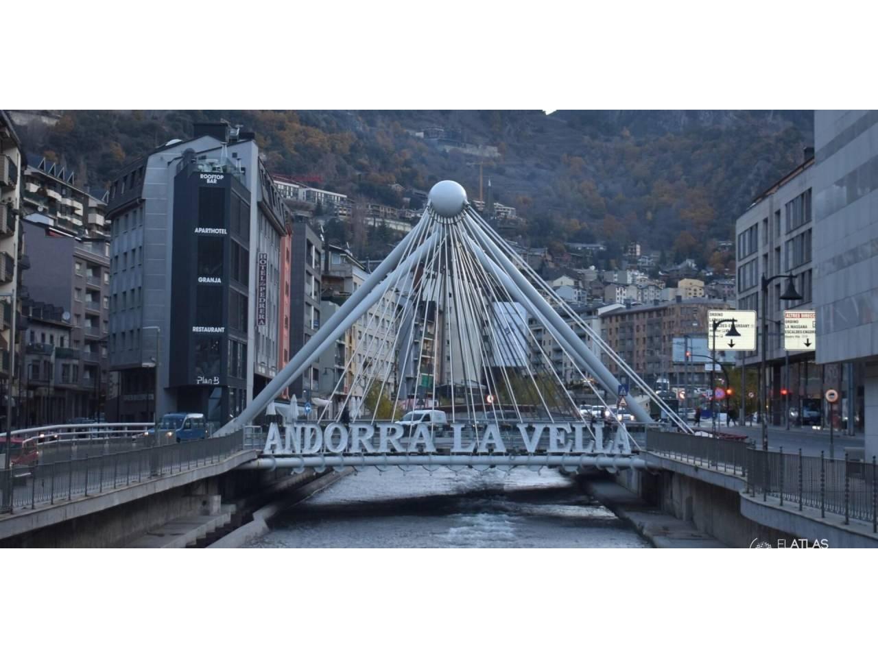 Nau industrial en lloguer en Andorra la Vella