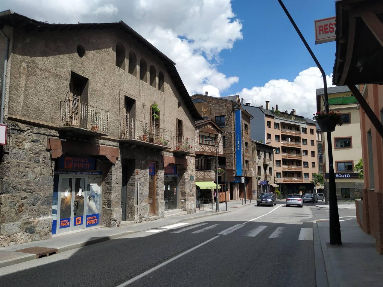 Edifici en venda en La Massana
