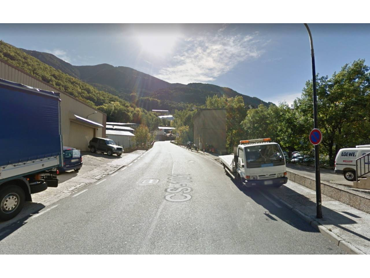 Nau comercial en venda en Andorra la Vella