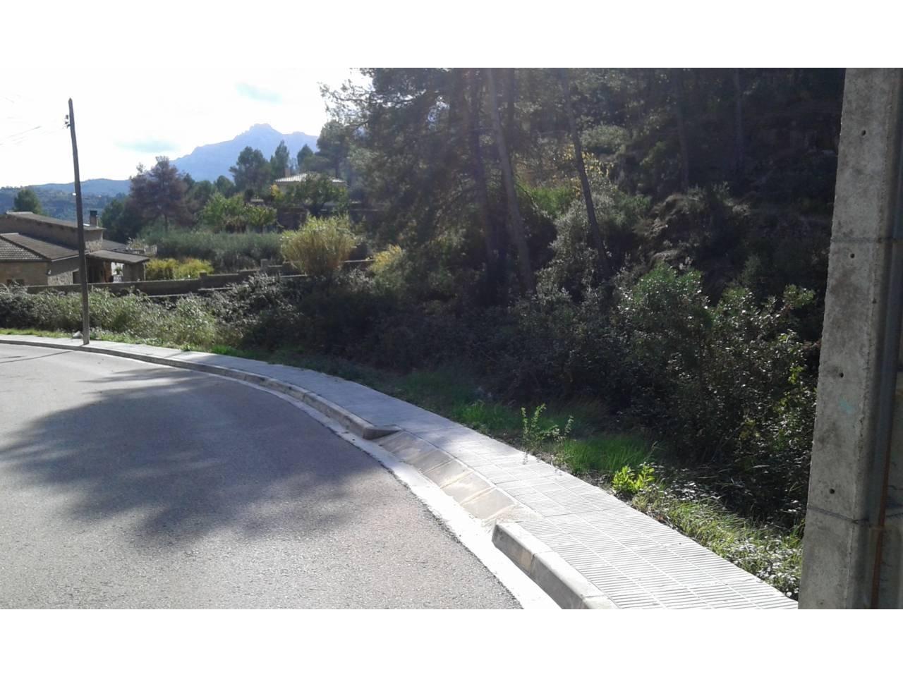 Terreno en URB. MÁS PLANOI (Castellgalí)