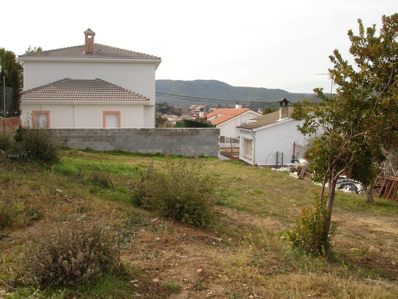 Terreno en Castellgalí