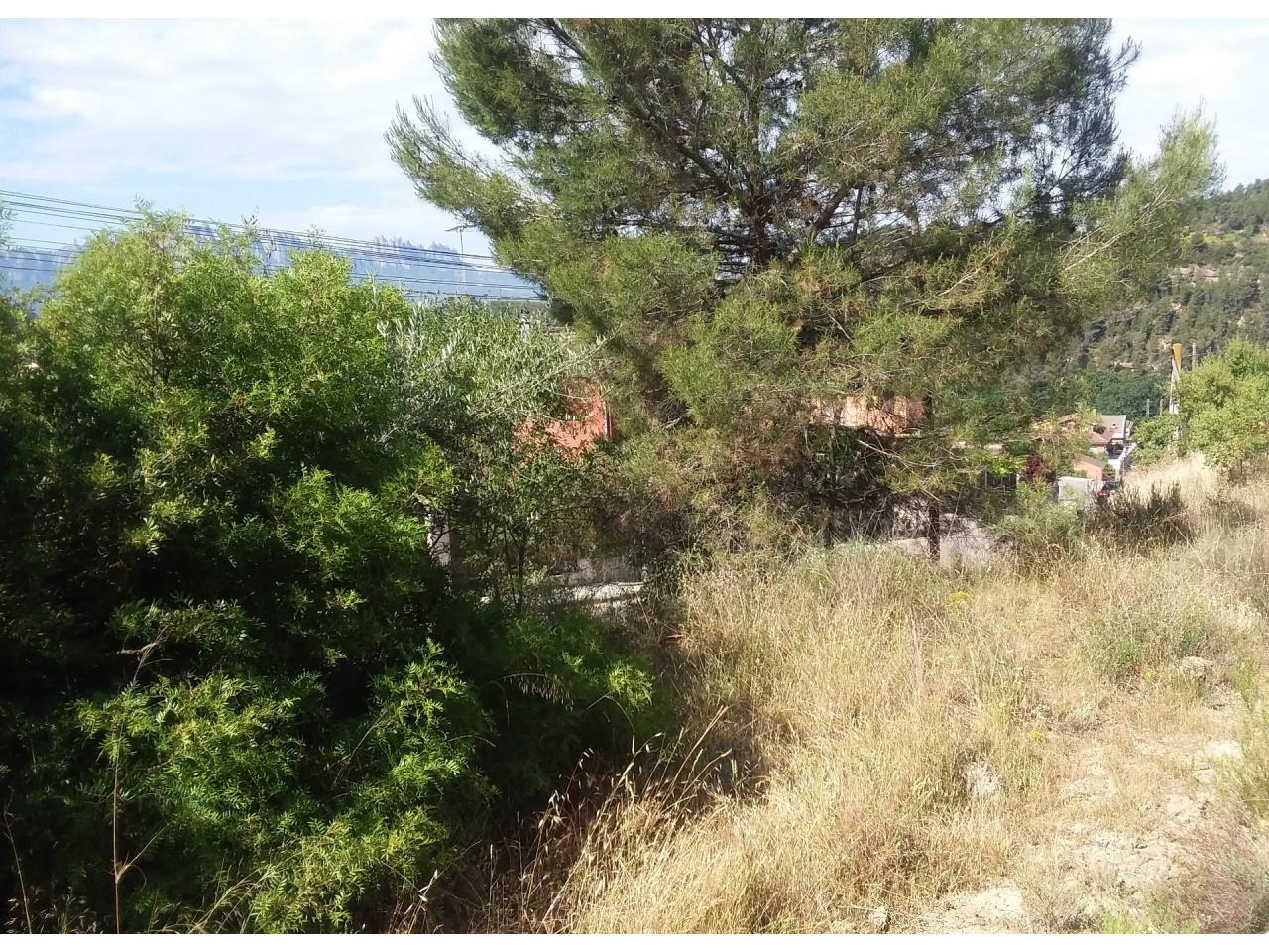 Terreno en URB. MARQUET PARADIS (El Pont de Vilomara i Rocafort)