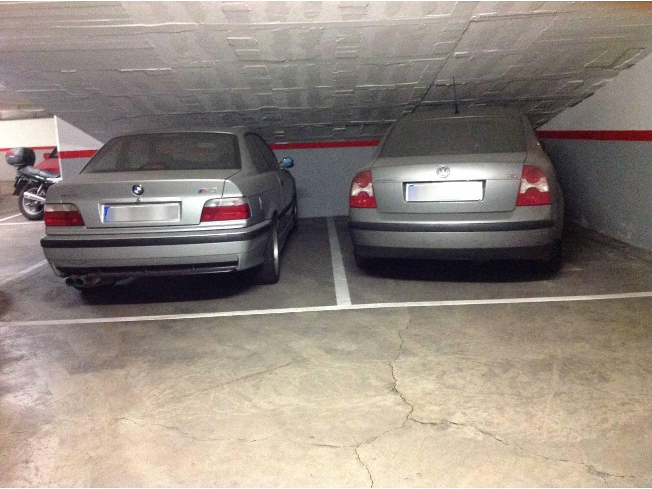 Parking en Passeig i Rodalies