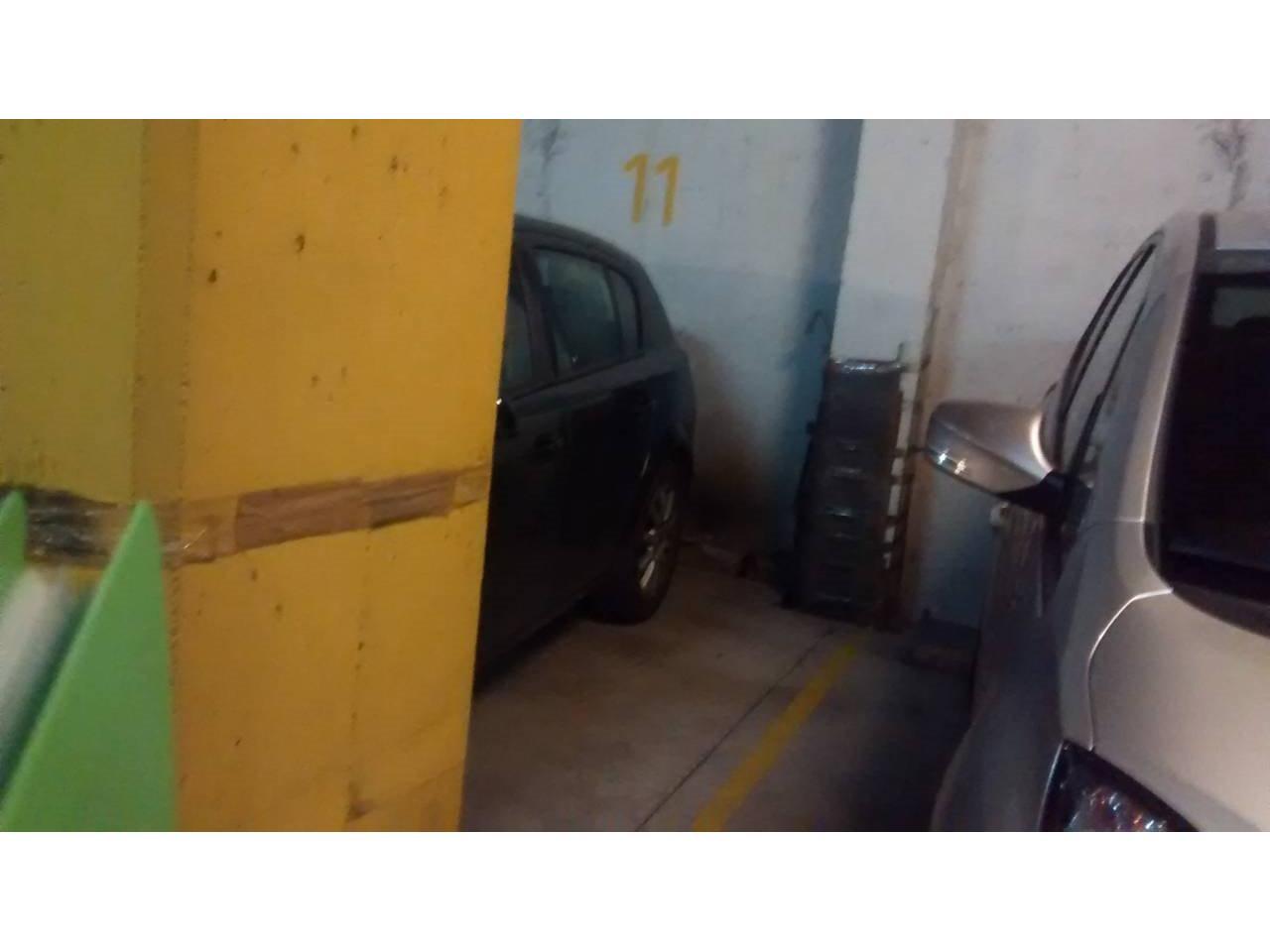 Parking en Sagrada Família