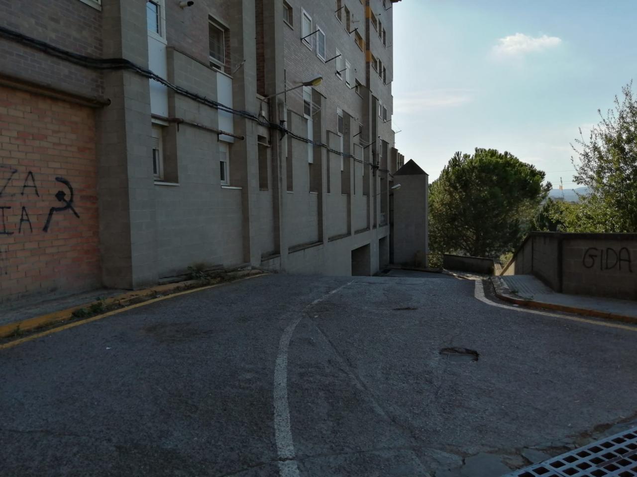 Parking en La Balconada