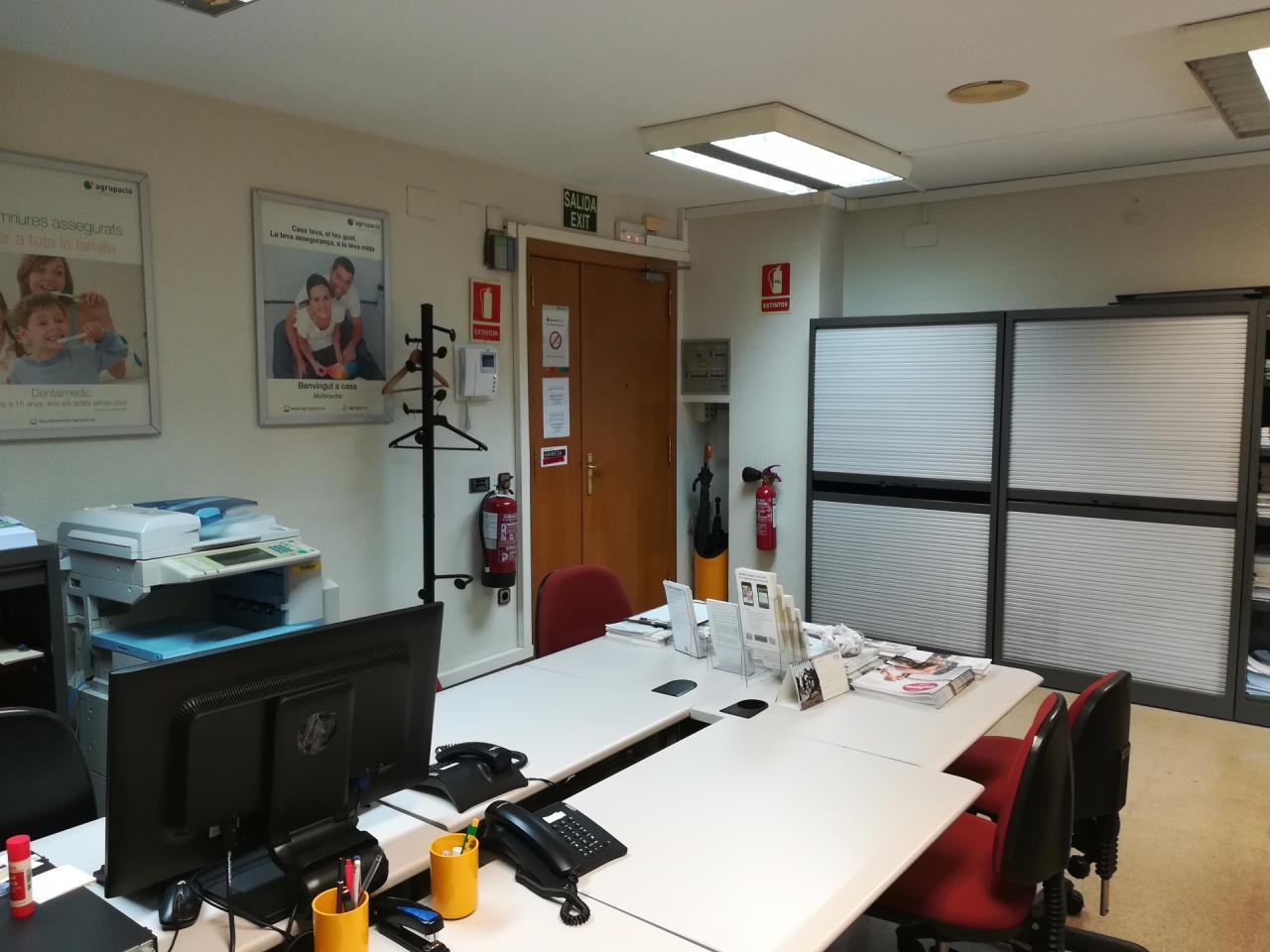 Oficina en CENTRE