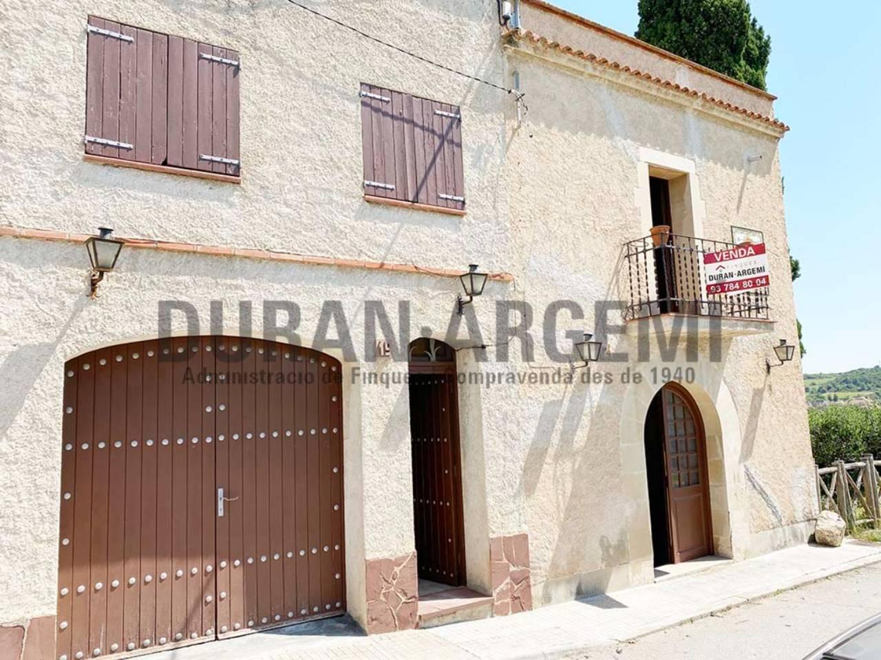 Casas en venta en Castellbisbal