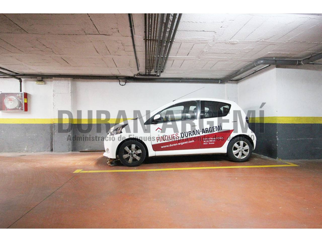 Parking en alquiler en Ca n´Aurell
