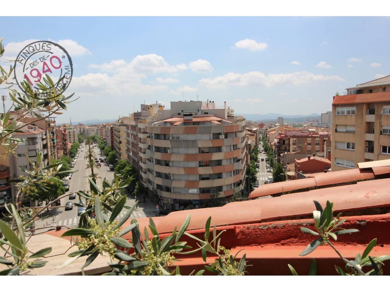 Duplex con parquings, trastero y terrazas - Ctra. Matadepera