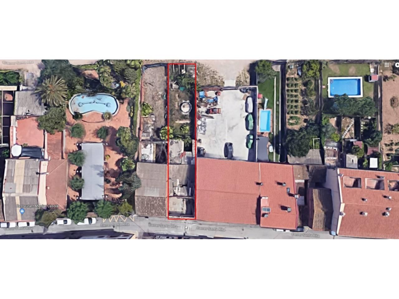 Terreny en venda en Castellbisbal - c/ Santa Rita