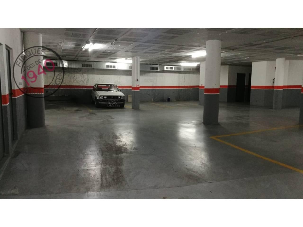Parking en venta en Ca n´Aurell