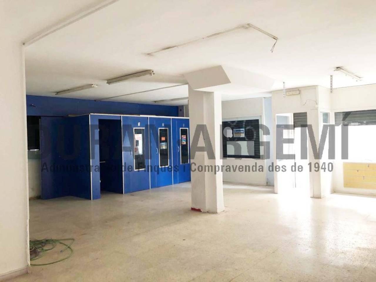 Local comercial en venda a Sant Pere Nord