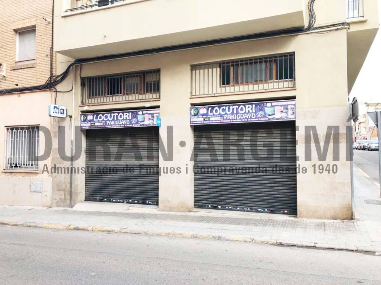 Local comercial en venta en Sant Pere Nord