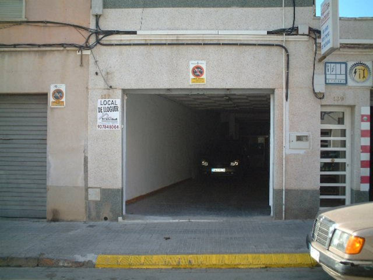 Local magatzem de lloguer Poble Nou