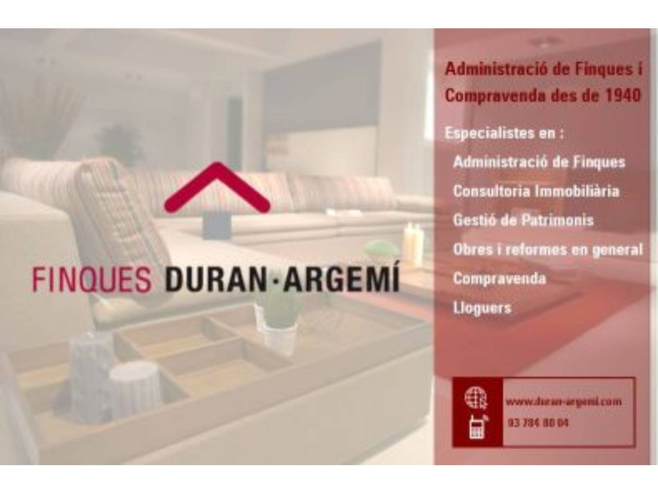 Local comercial de lloguer al centre