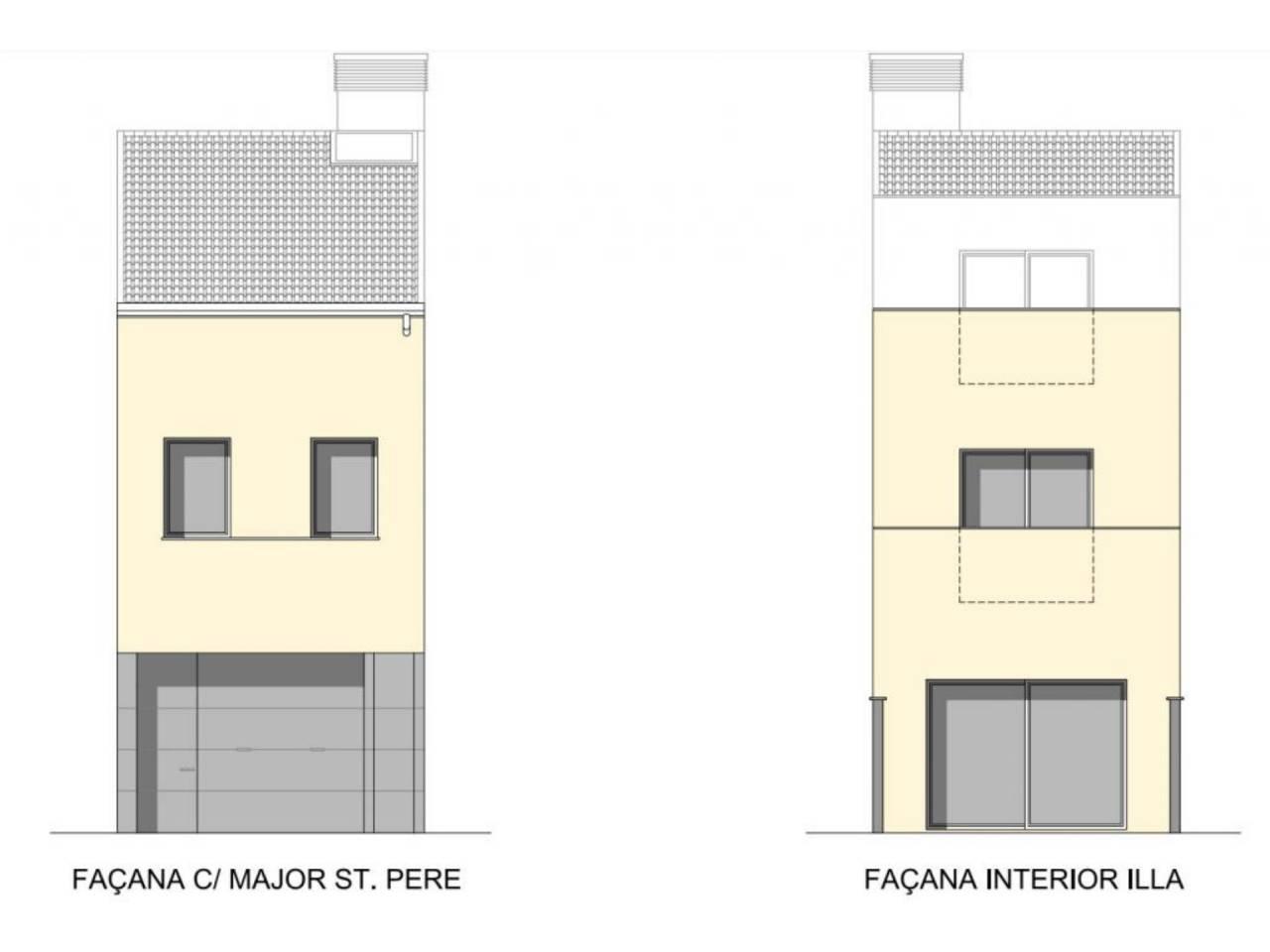 Casa en venda en Antic Poble de Sant Pere