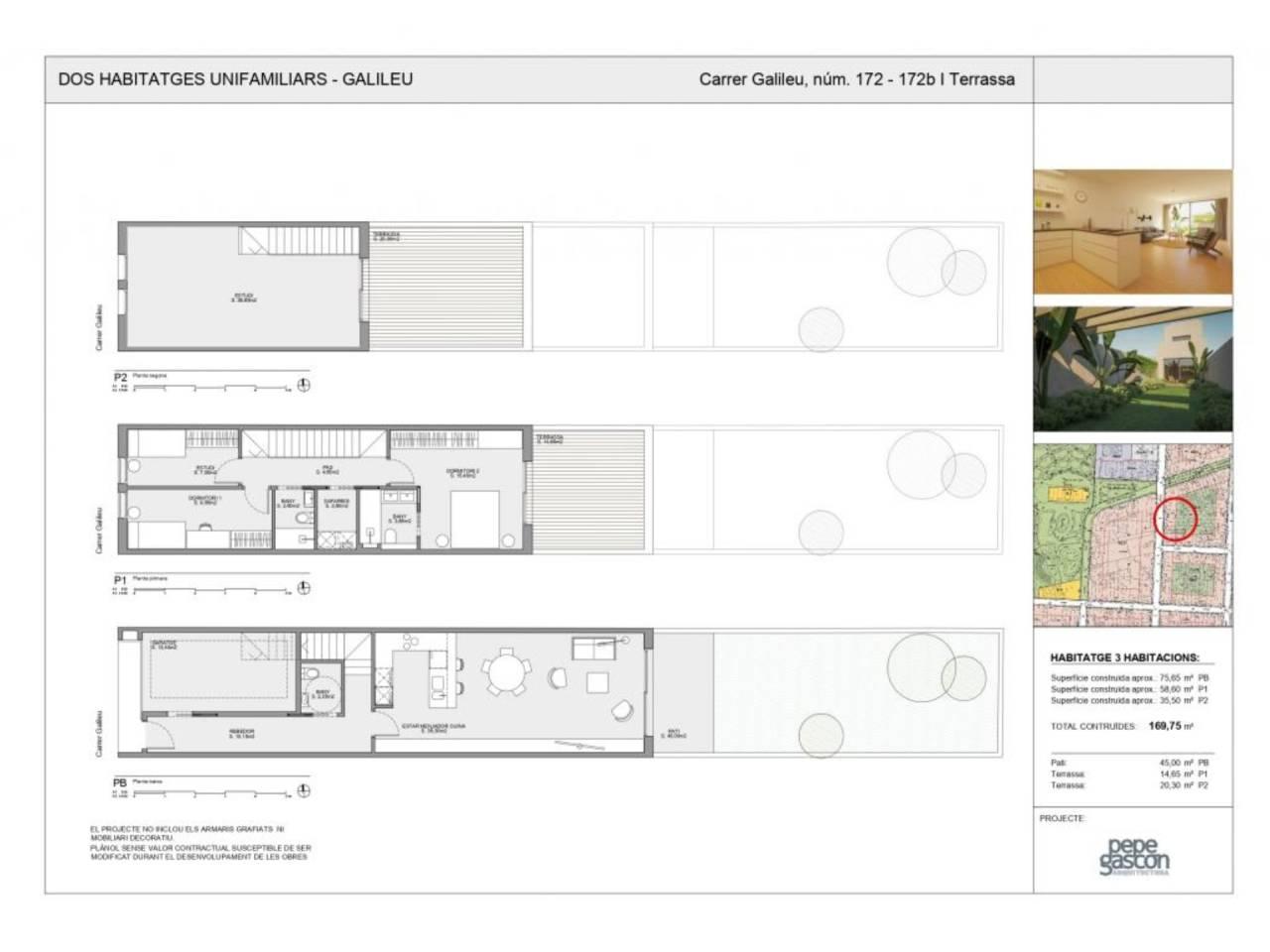 Casa en venta en Ca n´Aurell