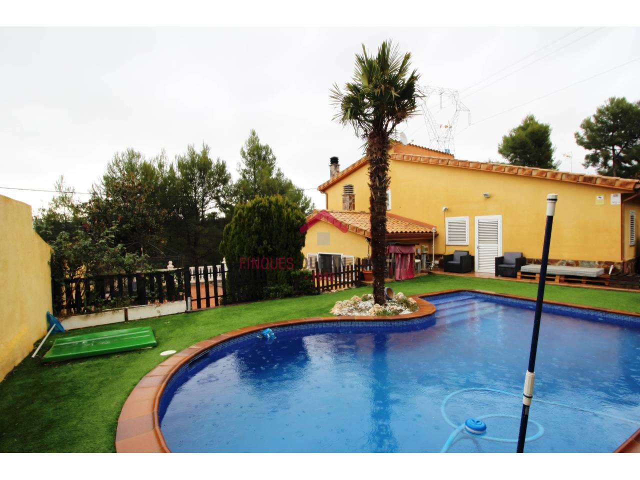 Casa en venta en Les Martines-Can Palet de Vista Alegre