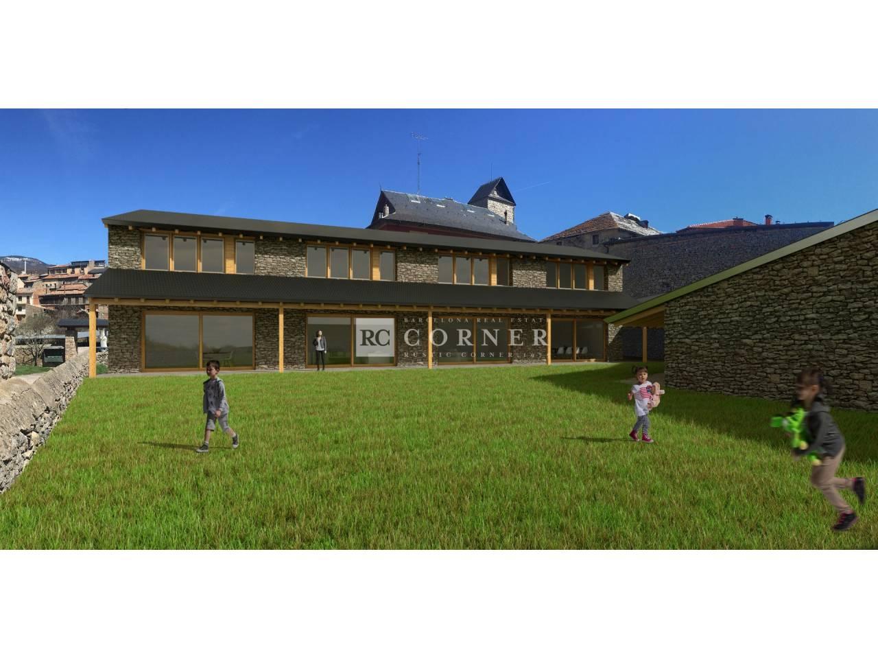 New development promotion of 4 houses in Bellver de Cerdanya