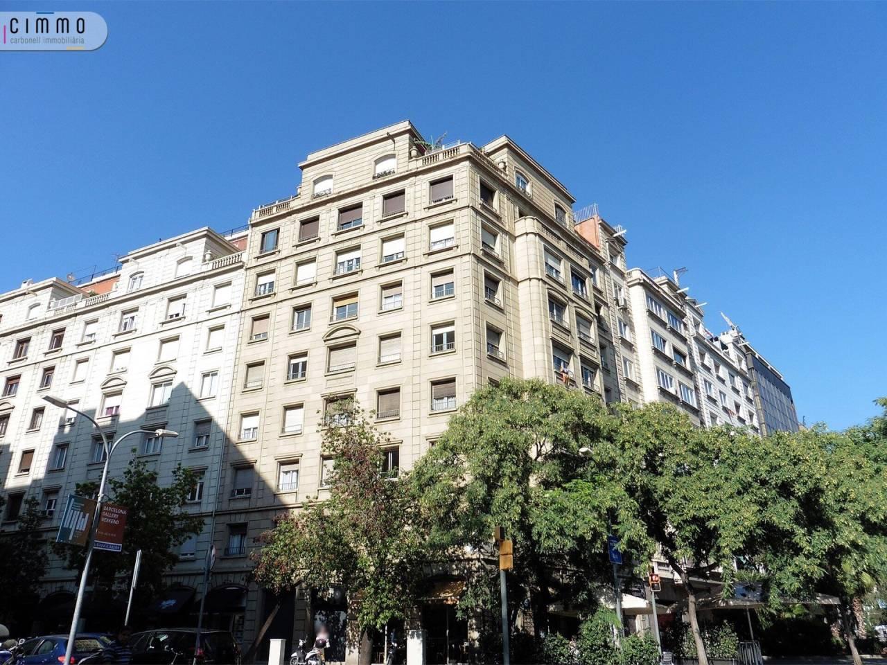 Àtic a lloguer L'Antiga Esquerra de l'Eixample (Barcelona Capital)