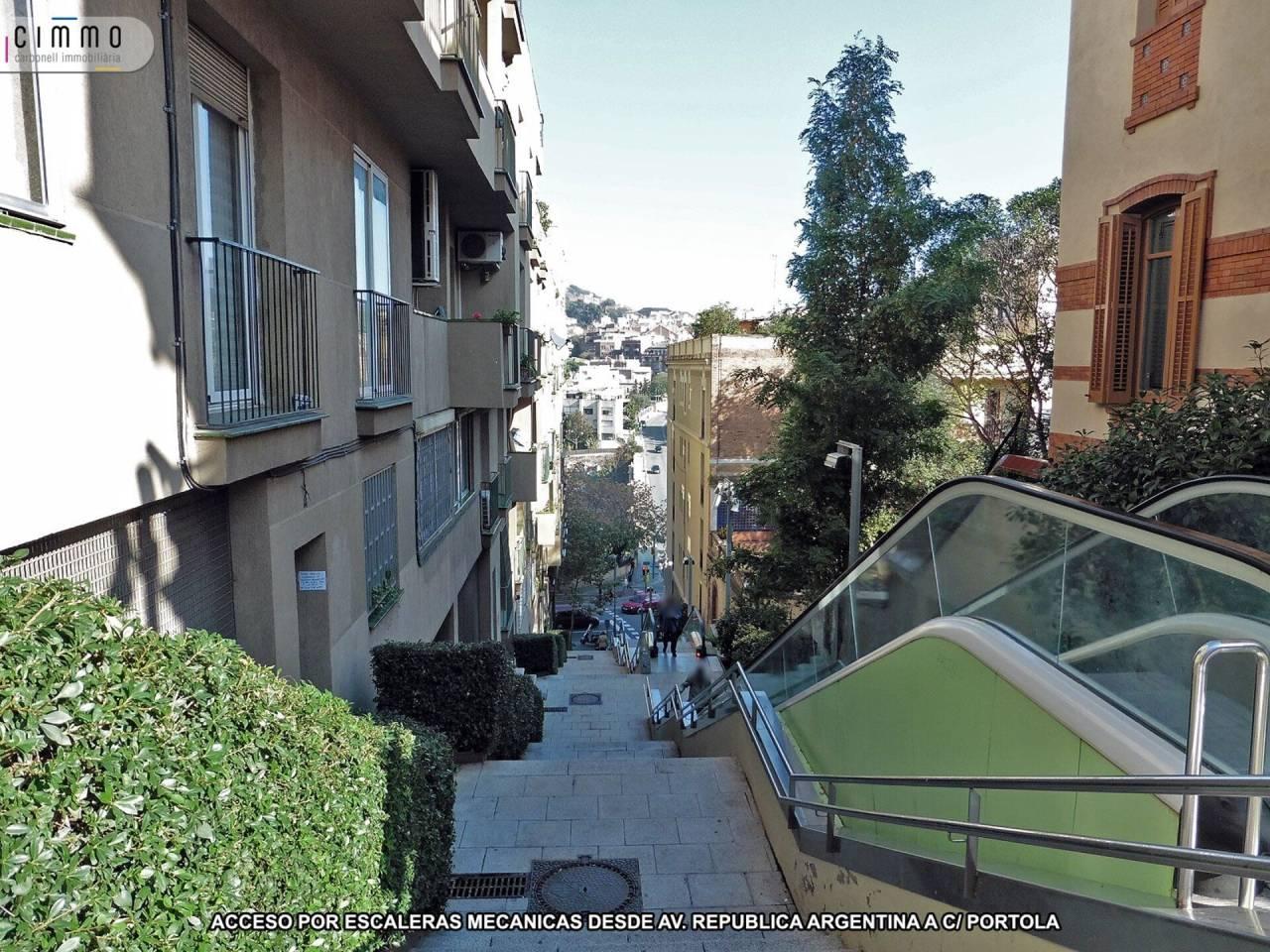 Piso en alquiler El Putxet-El Farró (Barcelona Capital)