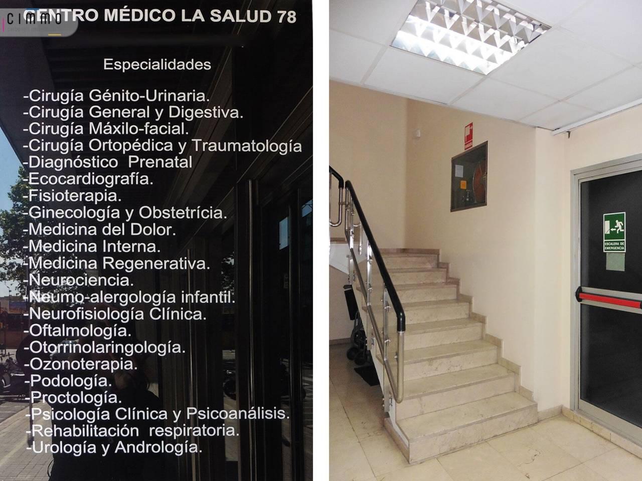 Oficina a lloguer La Salut (Barcelona Capital)