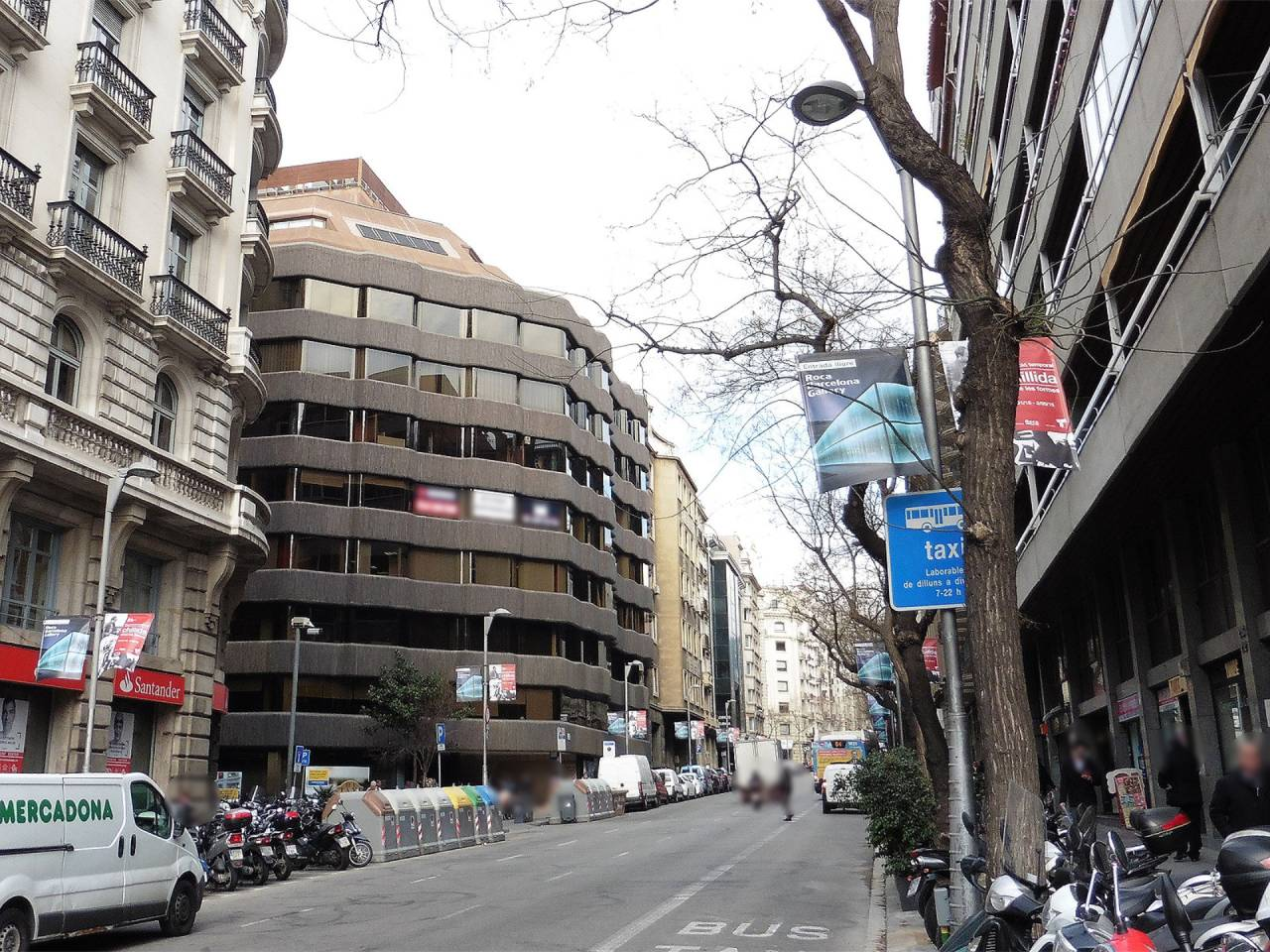 Parking en alquiler Sarrià - Sant Gervasi (Barcelona Capital)