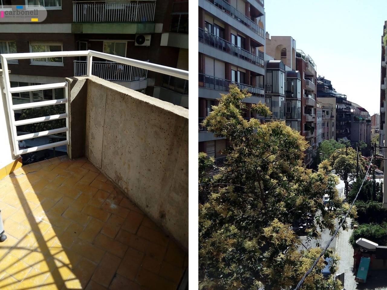 Pis a lloguer Sant Gervasi-La Bonanova (Barcelona Capital)