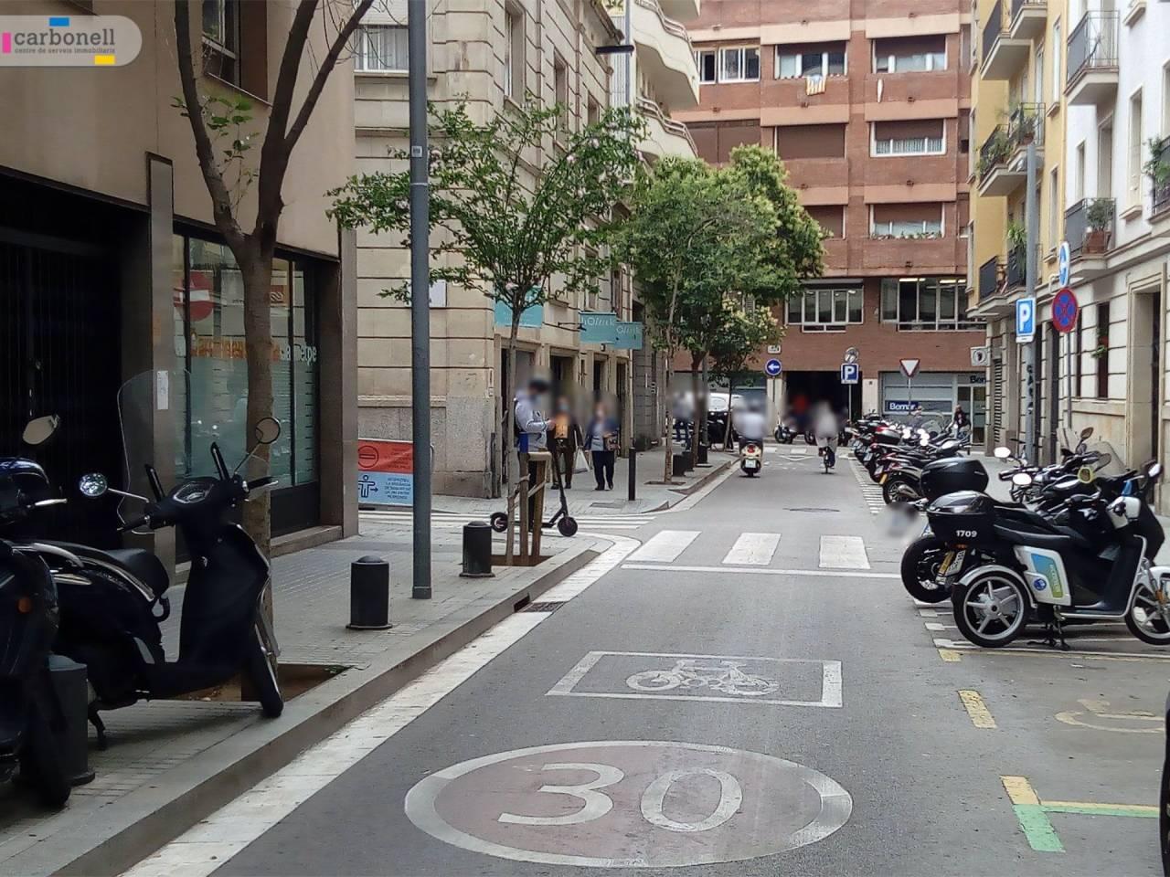 Pis a lloguer Sant Gervasi-Galvany (Barcelona Capital)