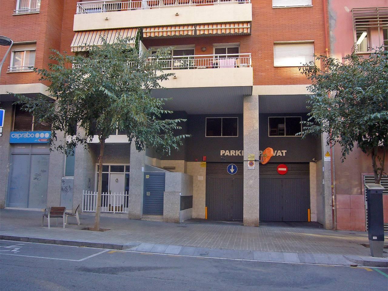 Pàrquing a lloguer Eixample Esquerra (Barcelona Capital)