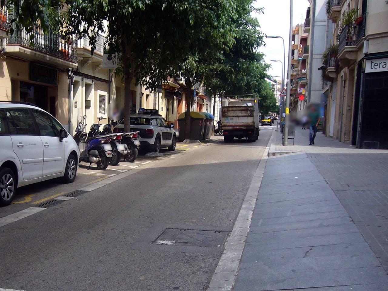 Apartament a lloguer La Bordeta (Barcelona Capital)