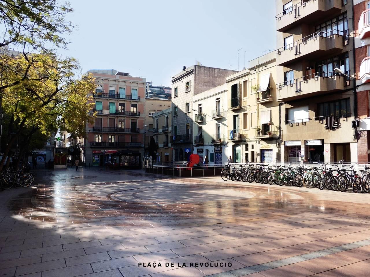Pis a lloguer La Vila de Gràcia (Barcelona Capital)