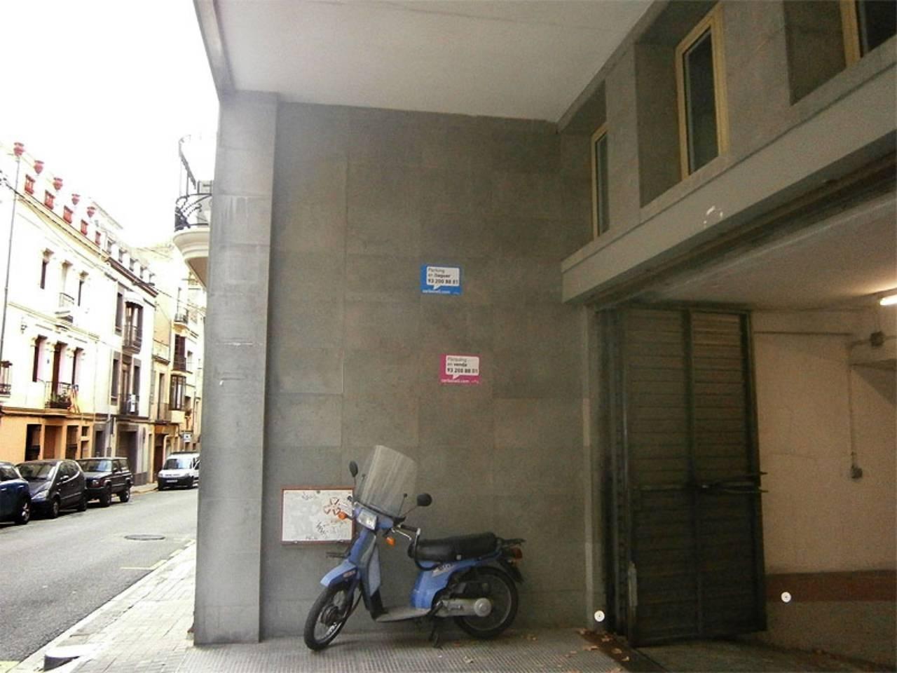 Parking en venta Sarrià (Barcelona Capital)