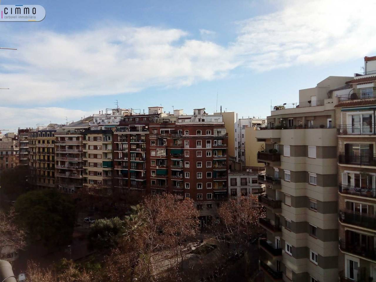 Pis a lloguer Sant Antoni (Barcelona Capital)