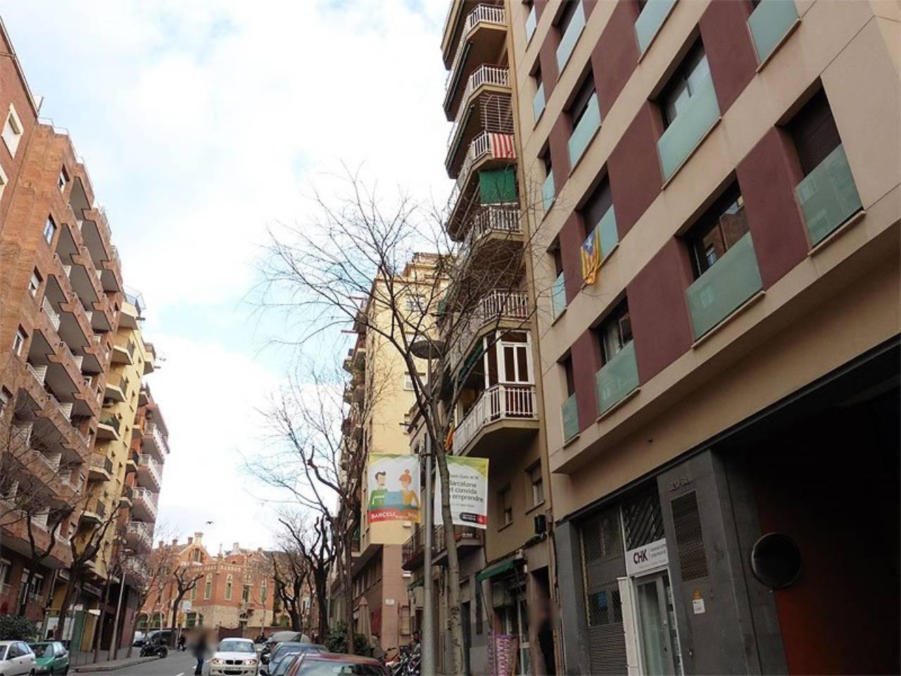 Pàrquing a lloguer Camp de l´Arpa (Barcelona Capital)