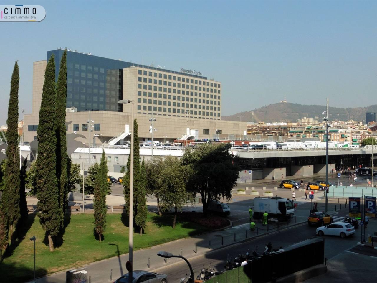 Pis a lloguer Hostafrancs (Barcelona Capital)