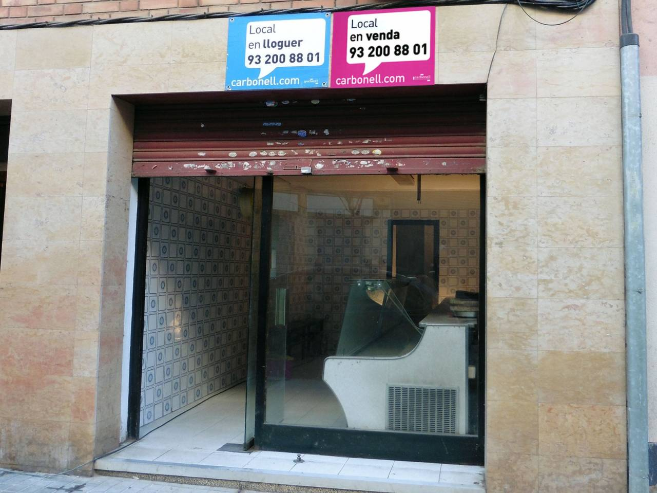 Local comercial en venda Nou Barris (Barcelona Capital)