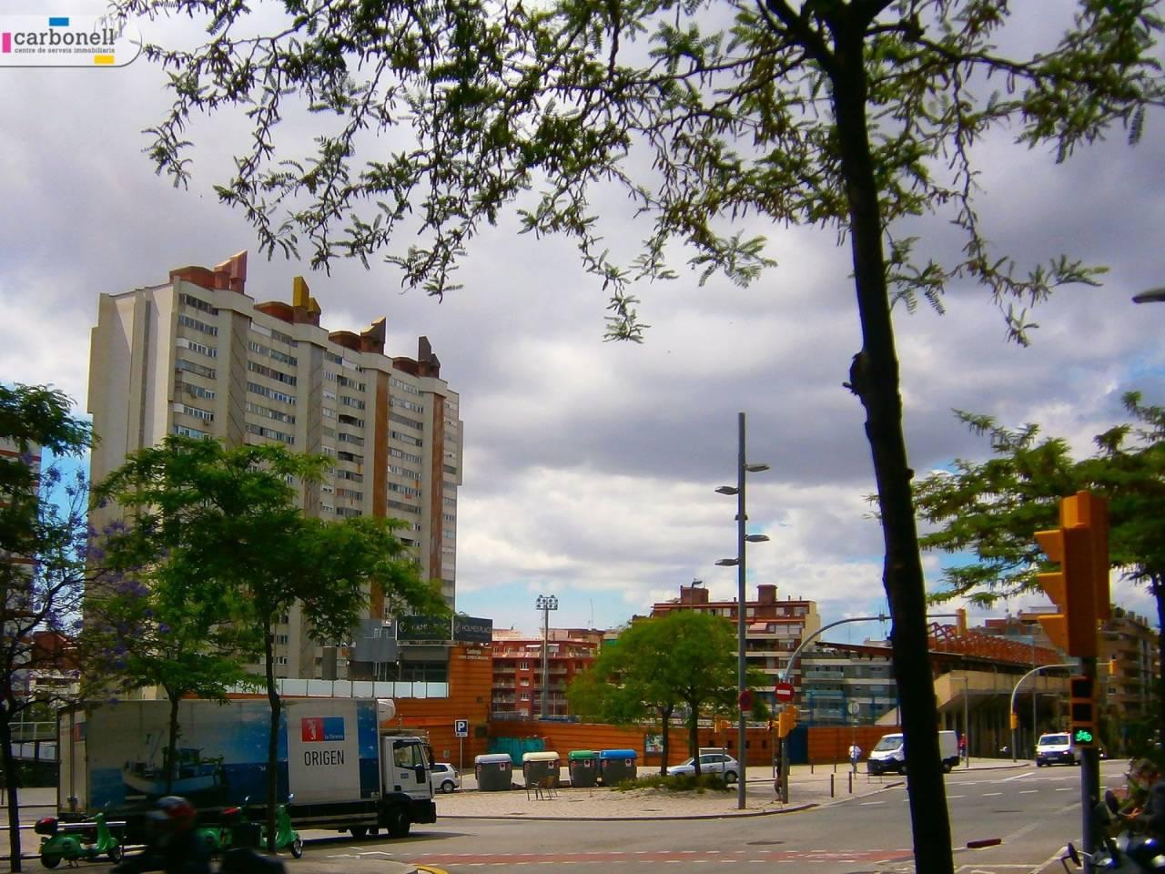 Estudio en alquiler El Baix Guinardó (Barcelona Capital)