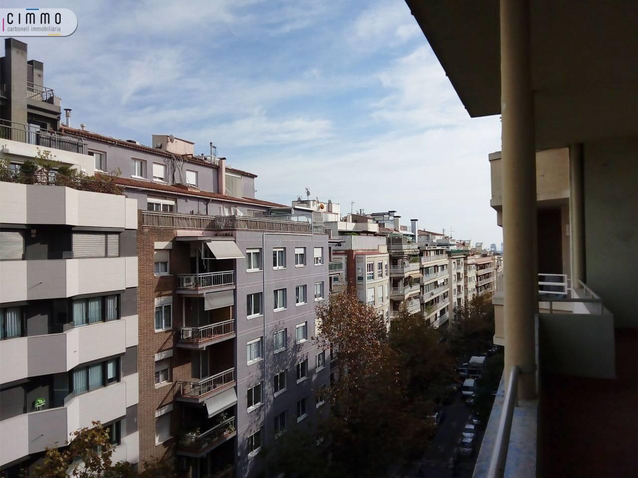 Piso en alquiler Sant Gervasi-Galvany (Barcelona Capital)
