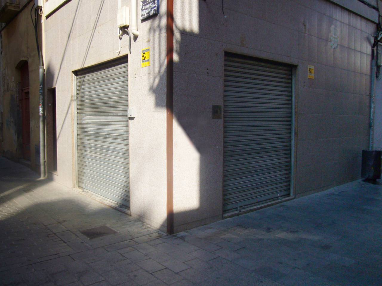 Local comercial en alquiler Centre (Badalona)