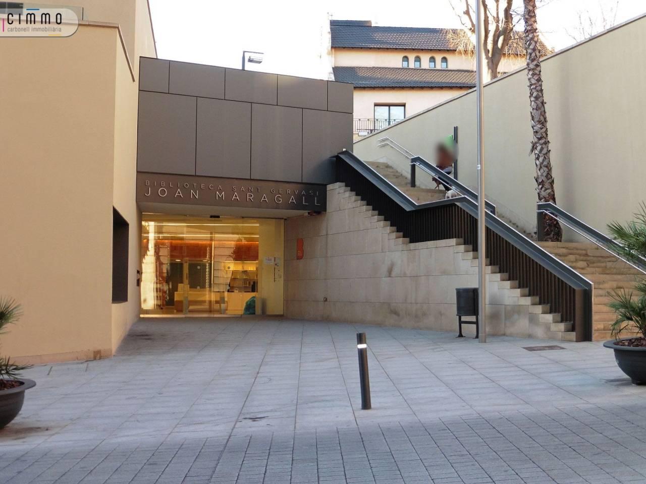 Ático en alquiler Sant Gervasi-La Bonanova (Barcelona Capital)