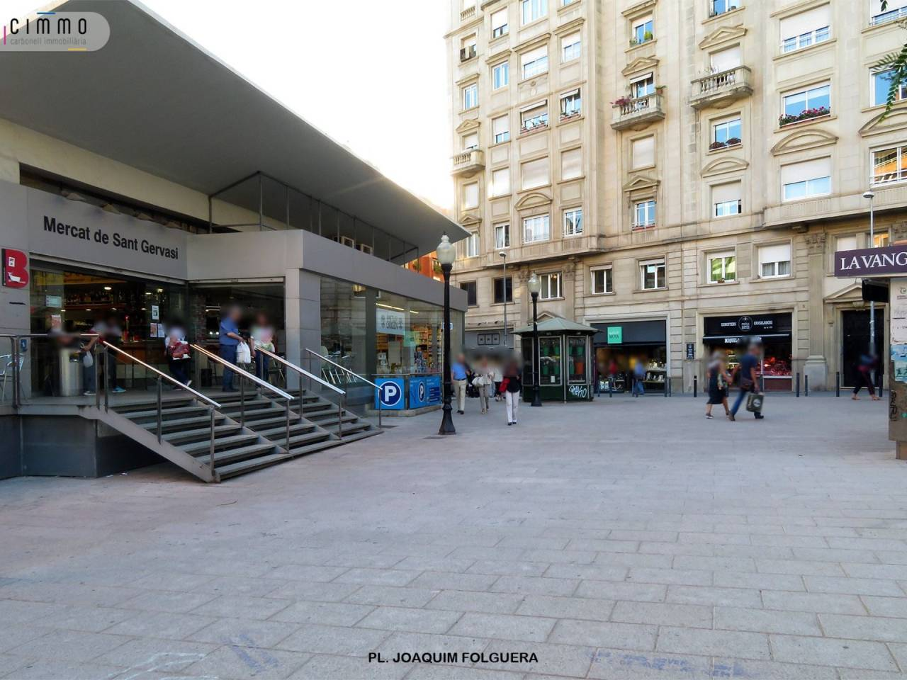 Àtic a lloguer Sant Gervasi-La Bonanova (Barcelona Capital)