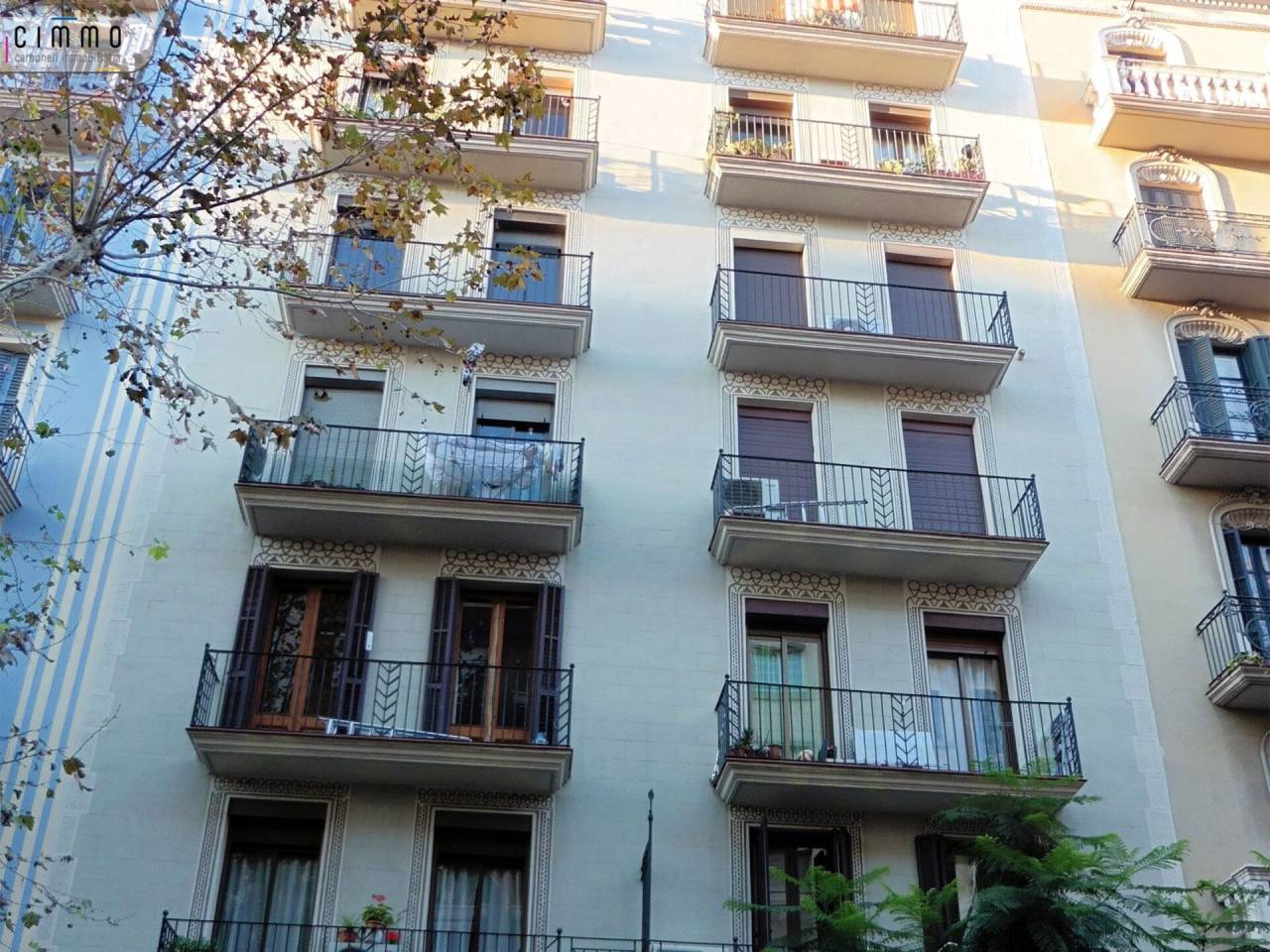 Pis a lloguer La Sagrada Família (Barcelona Capital)