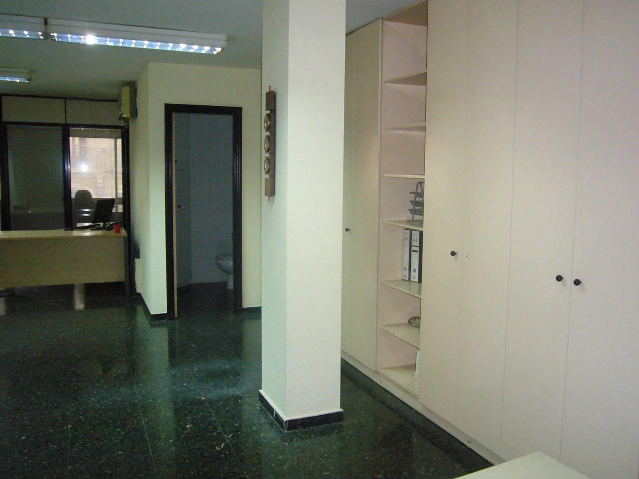 Oficina en alquiler La Nova Esquerra de l'Eixample (Barcelona Capital)