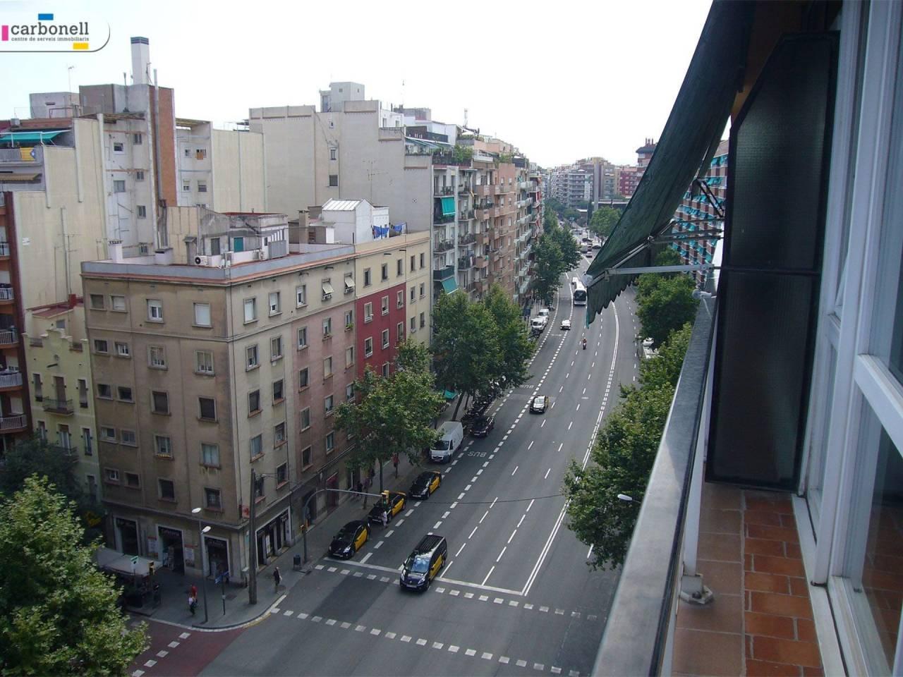 Pis a lloguer Les Corts (Barcelona Capital)