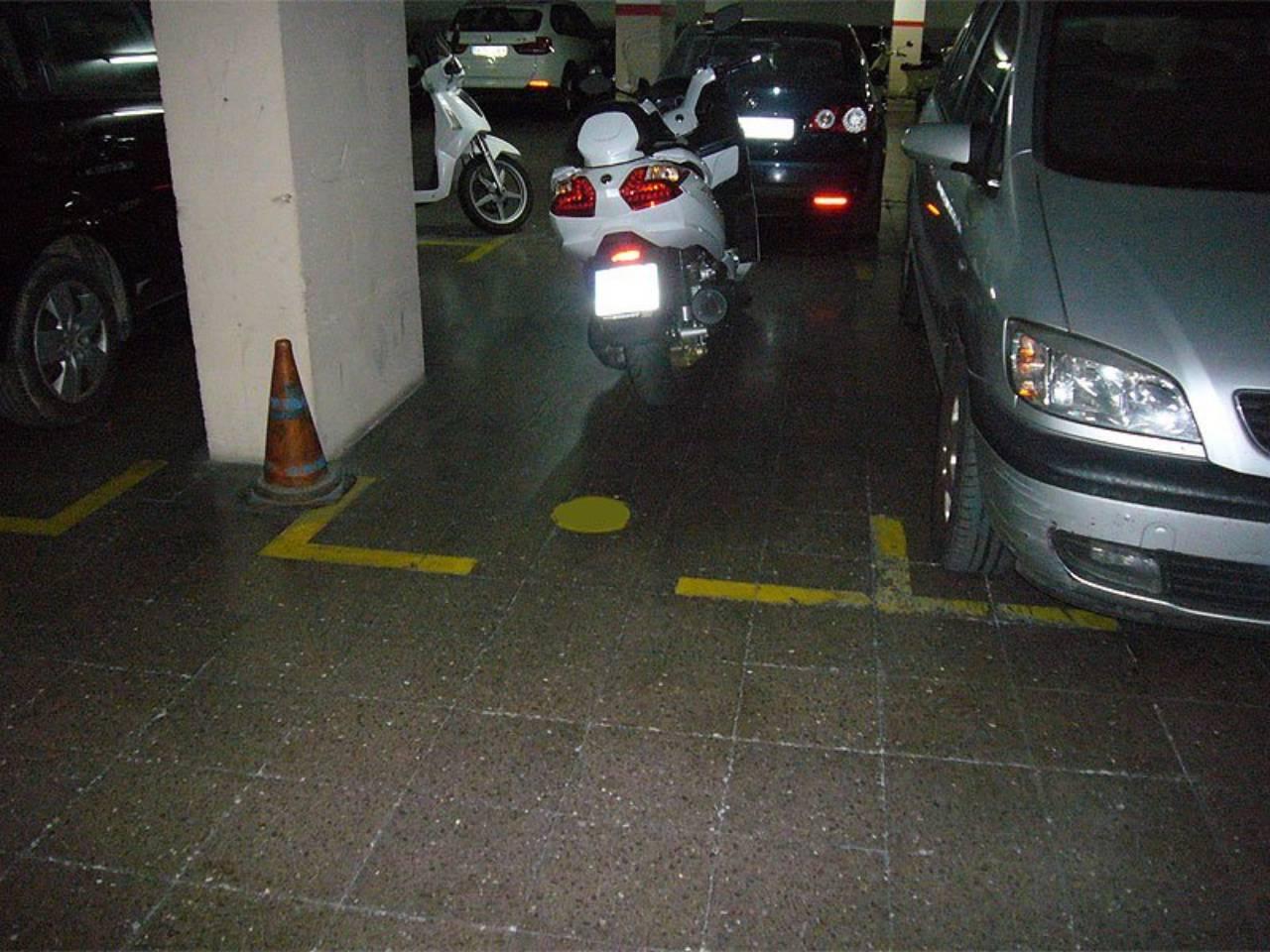 Parking en venta Eixample Esquerra (Barcelona Capital)