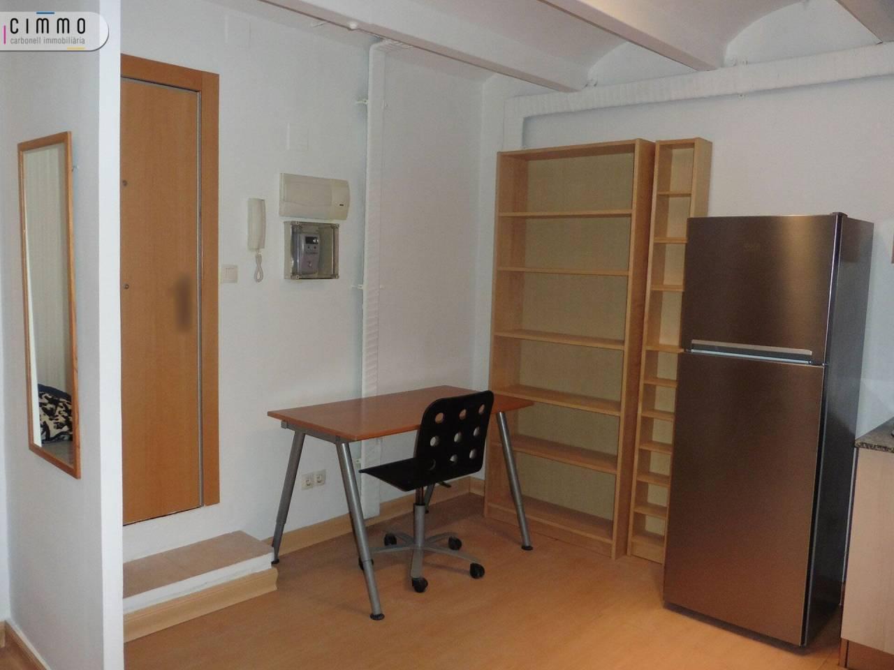 Estudio en alquiler La Vila de Gràcia (Barcelona Capital)