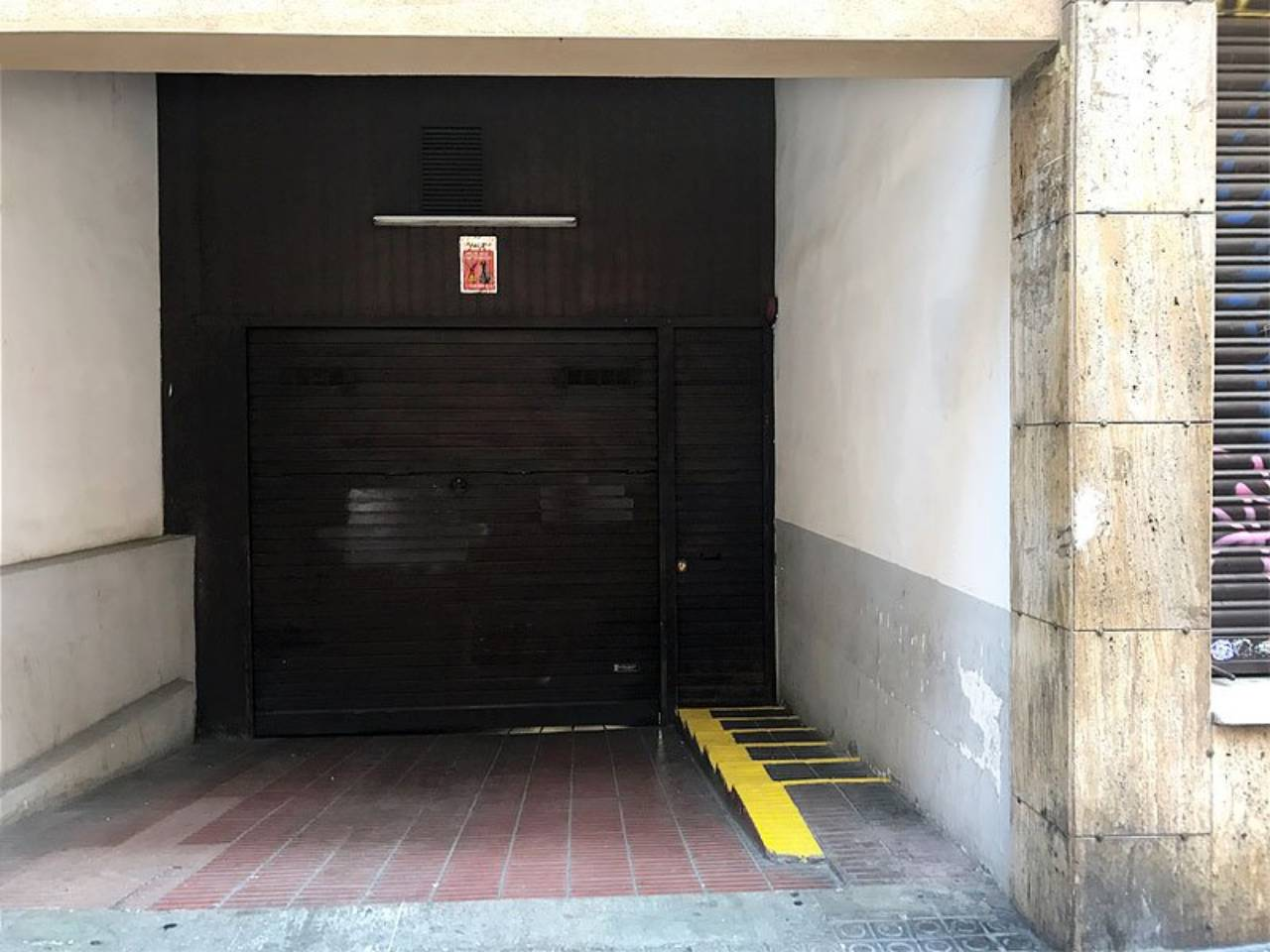 Parking en venta Gràcia (Barcelona Capital)
