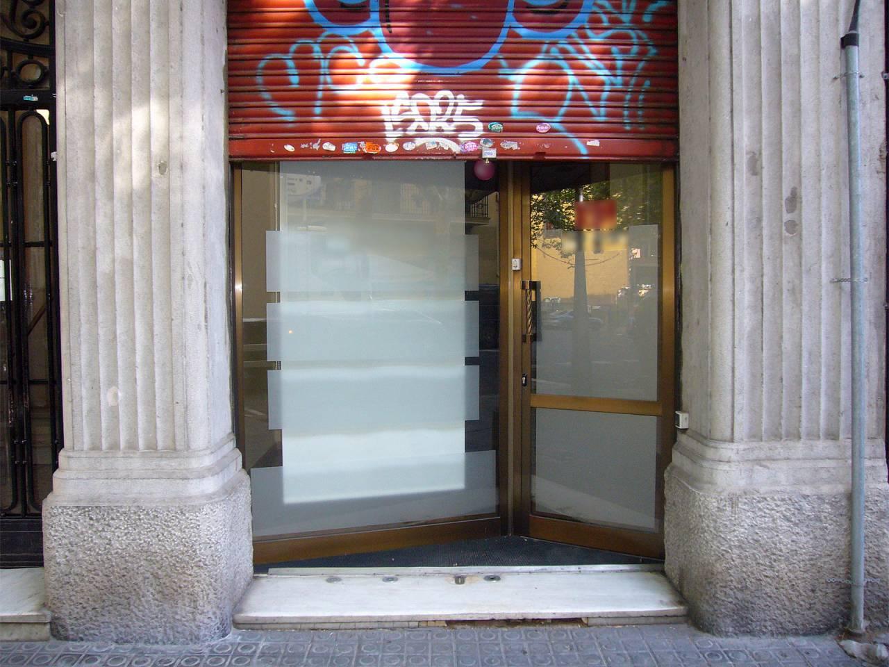 Lieux commerciaux à louer Gràcia (Barcelona Capital)